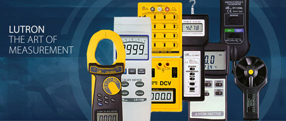 Lutron Testing and Measuring Instruments