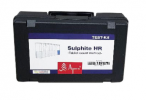 Apex Chemicals Sulphite Test Kit