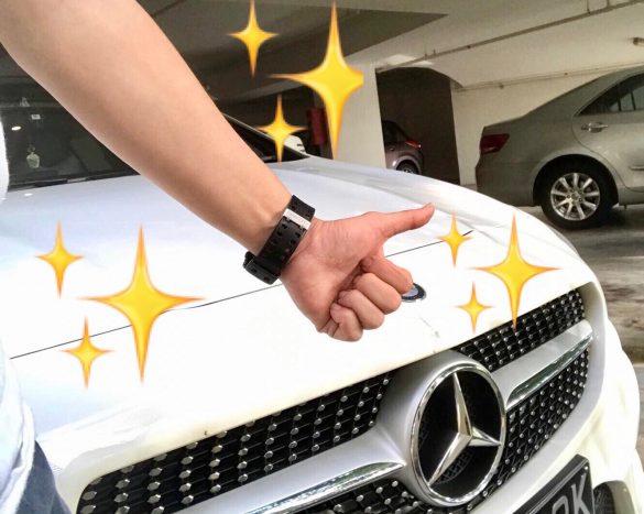 Clean Car With Eezee