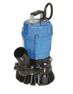 Tsurumi Portable Dewatering Pumps (Drainage) with Discharge Hose
