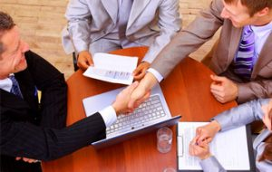 b2b procurement management - negotiating a contract