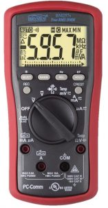 Silicon Instrumentation Pte Ltd Brymen Practical True-RMS Digital Multimeter BM257s