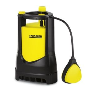 KARCHER SUBMERSIBLE PUMP WITH FLOAT FOR DIRTY WATER SDP9500 SUBMERSIBLE PUMPS