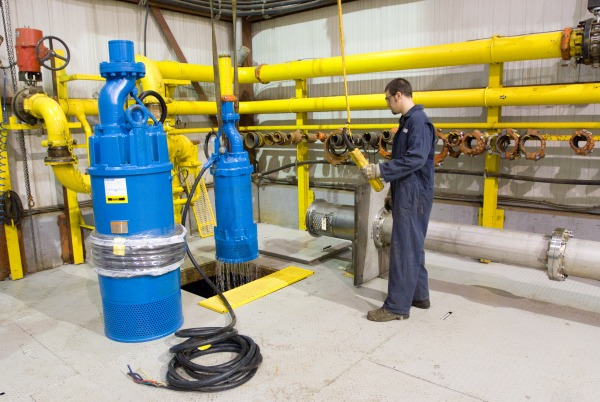 Functions of Submersible Pumps