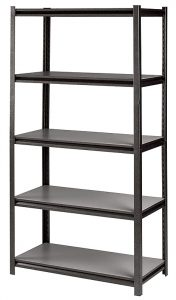 Eezee 5 Shelves Z Beam Storage Racks Spring Cleaning