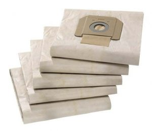 Karcher Tear-Resistant Paper Filter Bags 5PPP - 6904285 Spring Cleaning