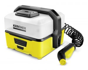 Eezee Karcher 5 Bar OC3 Battery High-Pressure Cleaner