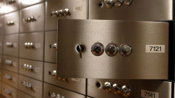 Eezee Safe Deposit Box