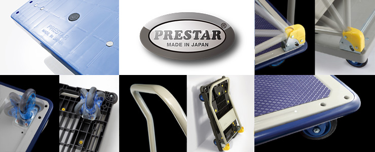 Prestar Trolleys – Ensuring Proper Material Handling and Transportation
