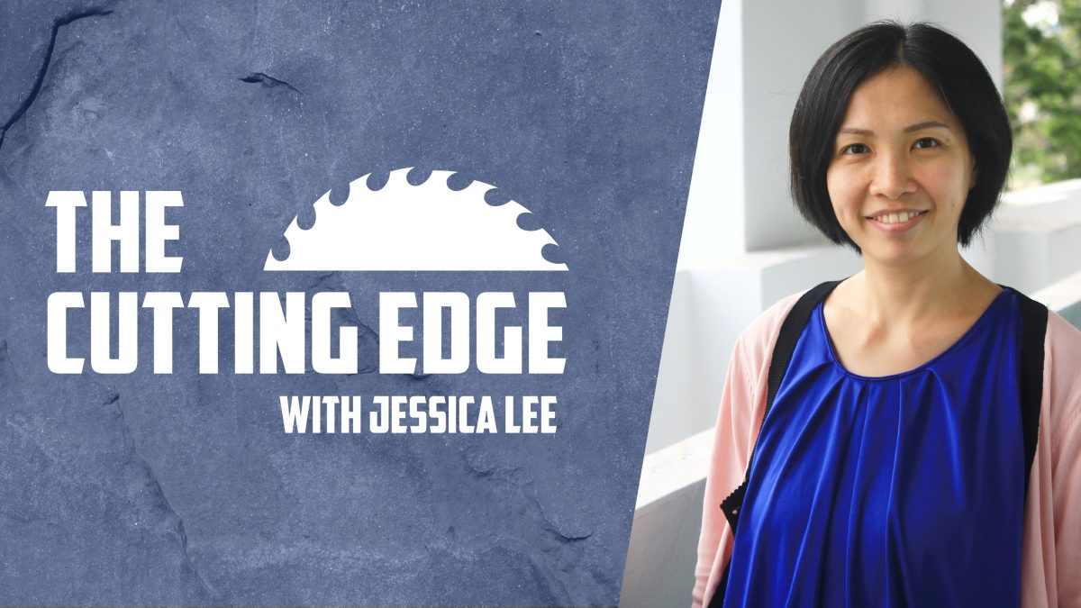 The Cutting Edge | Jessica of Sin Yuan Asia