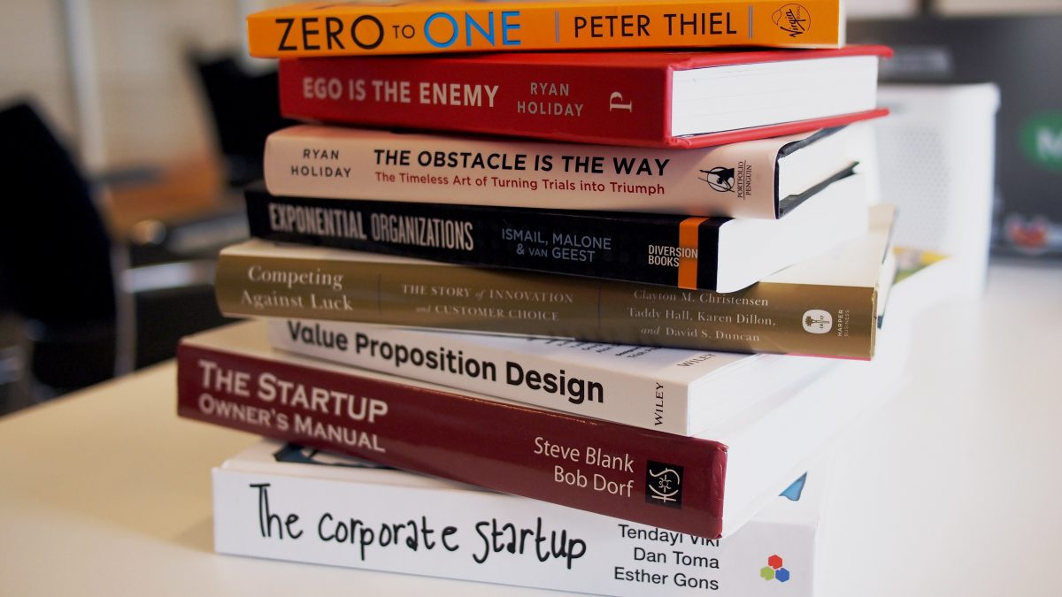 Are business self-help books useful for your business?